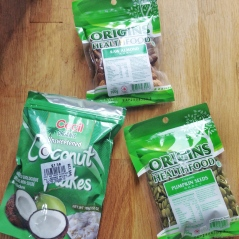 Nuts and seeds for fertility