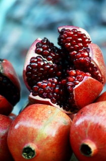 Pomegranate for fertility